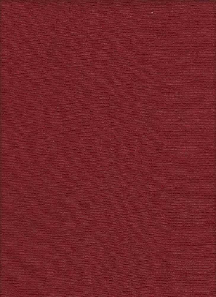 LIN-R-4438 / WINE / 55%Linen 45%RAYON