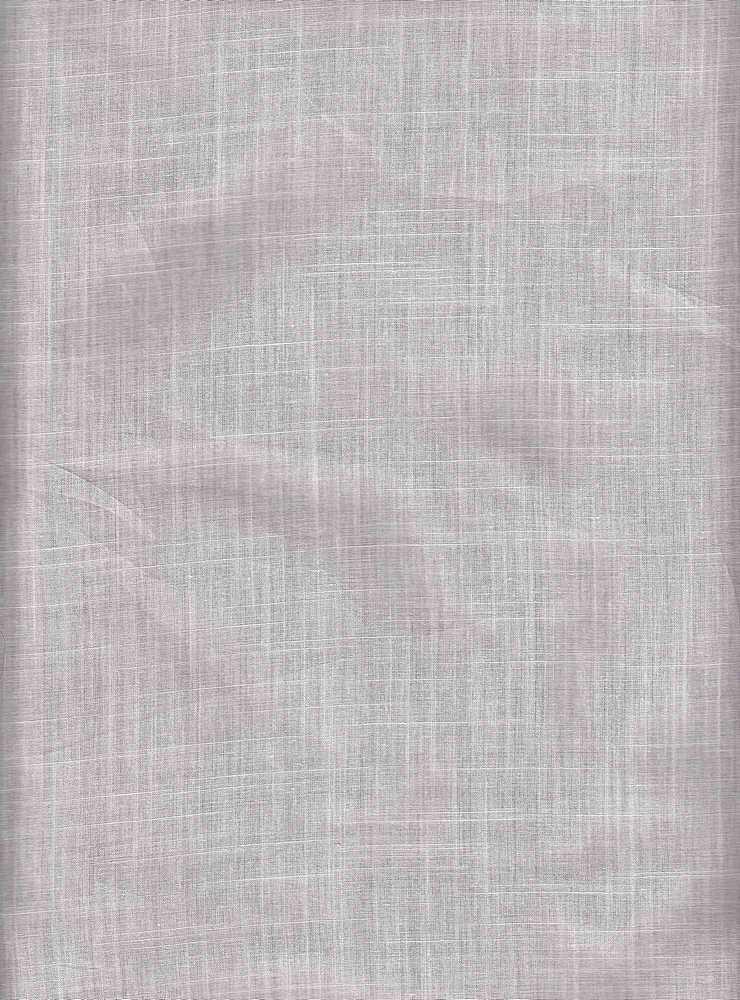 LWN-CH-96 / WHITE/PFD / LAWN CROSS-HATCH  100% Cotton