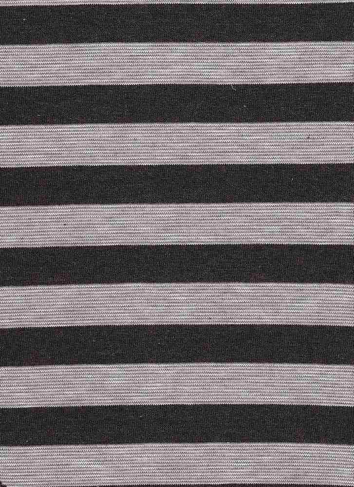 JER-PRS-STP-019 / BLACK / P/R/S 61/34/5 Hachi Y/D Stripe