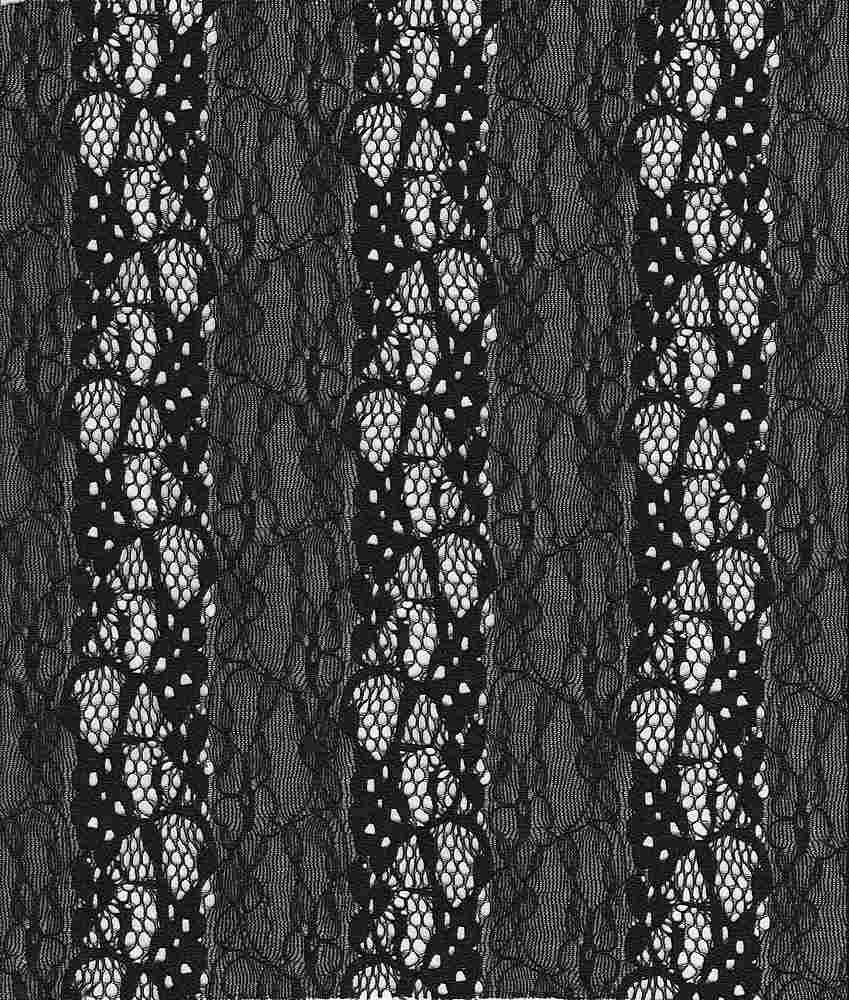 LACE-FA-015 / BLACK