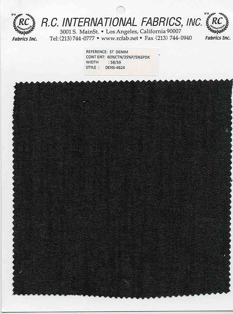 DENS-4624 / BLACK