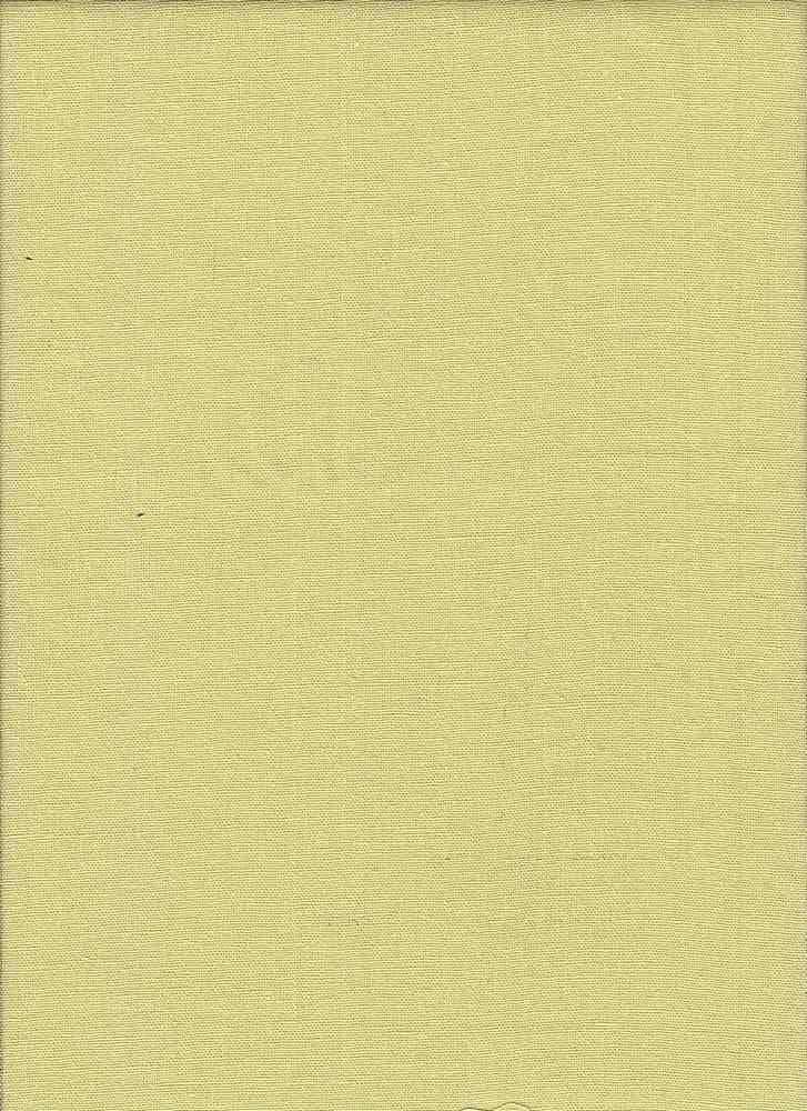 LIN-R-4438 / LIME / 55%Linen 45%RAYON