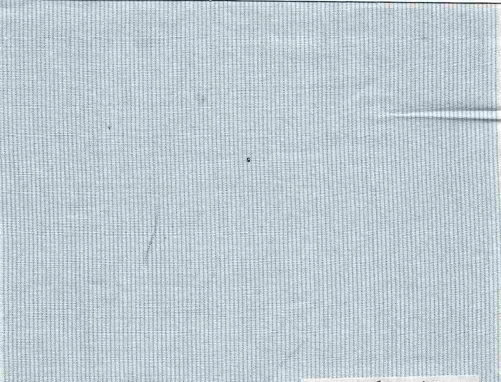 POPS-STP-1/20 / BLUE / STRECH POPLIN STRIPE C/S 97/3
