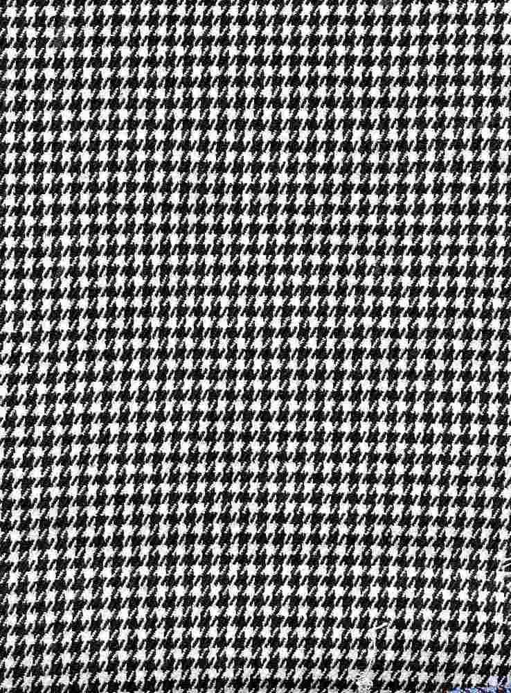 <h2>TR-CHK-1012-4</h2> / BLACK/WHITE                 / GINGHAMS CHECKER  P/R/S 84/14/2