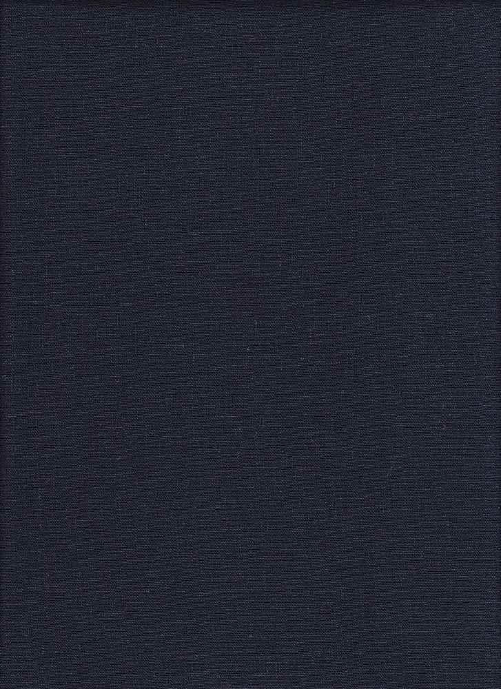 LIN-R-4438 / NAVY / 55%Linen 45%RAYON