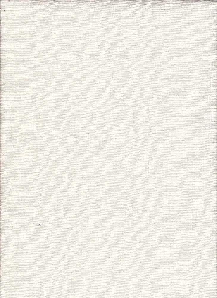 LIN-R-4438 / IVORY / 55%Linen 45%RAYON