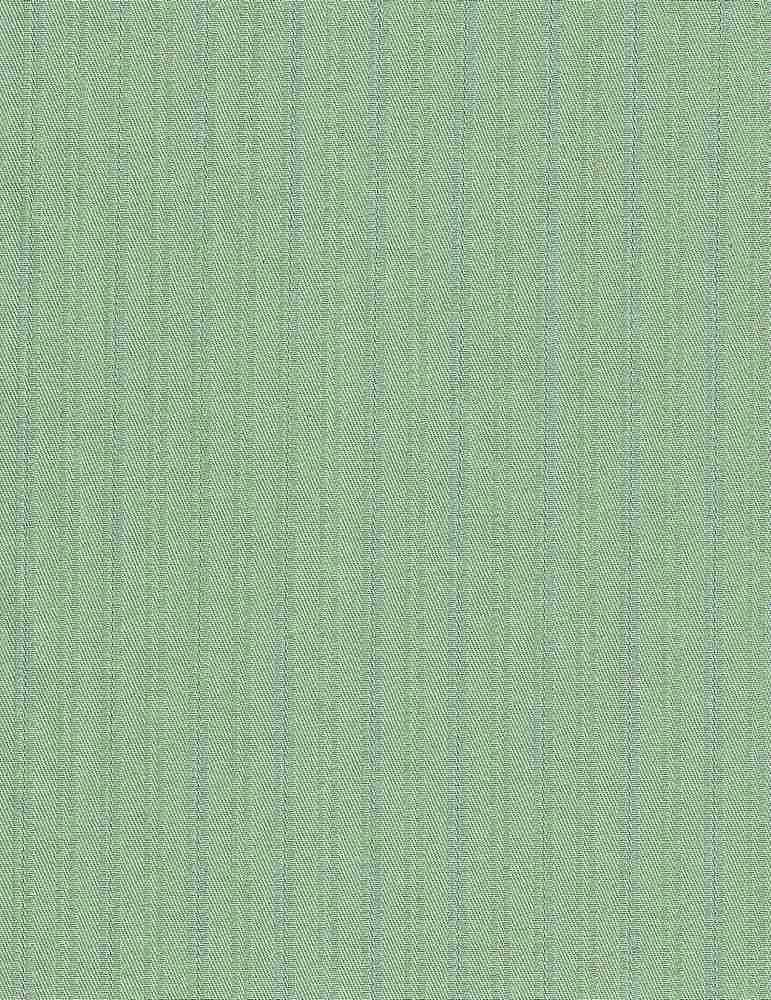TWLS-STP-4201 / SAGE/RED / STRETCH TWILL DOBBY STRIPE C/S 97/3