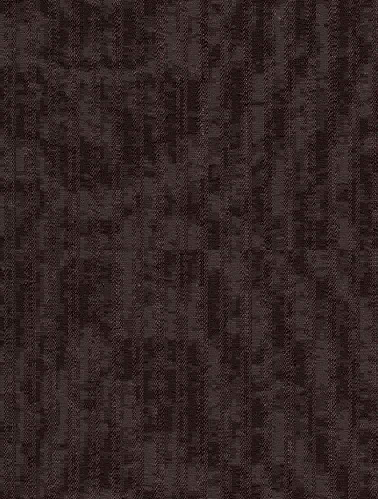 TWLS-STP-4201 / BROWN/RED / STRETCH TWILL DOBBY STRIPE C/S 97/3