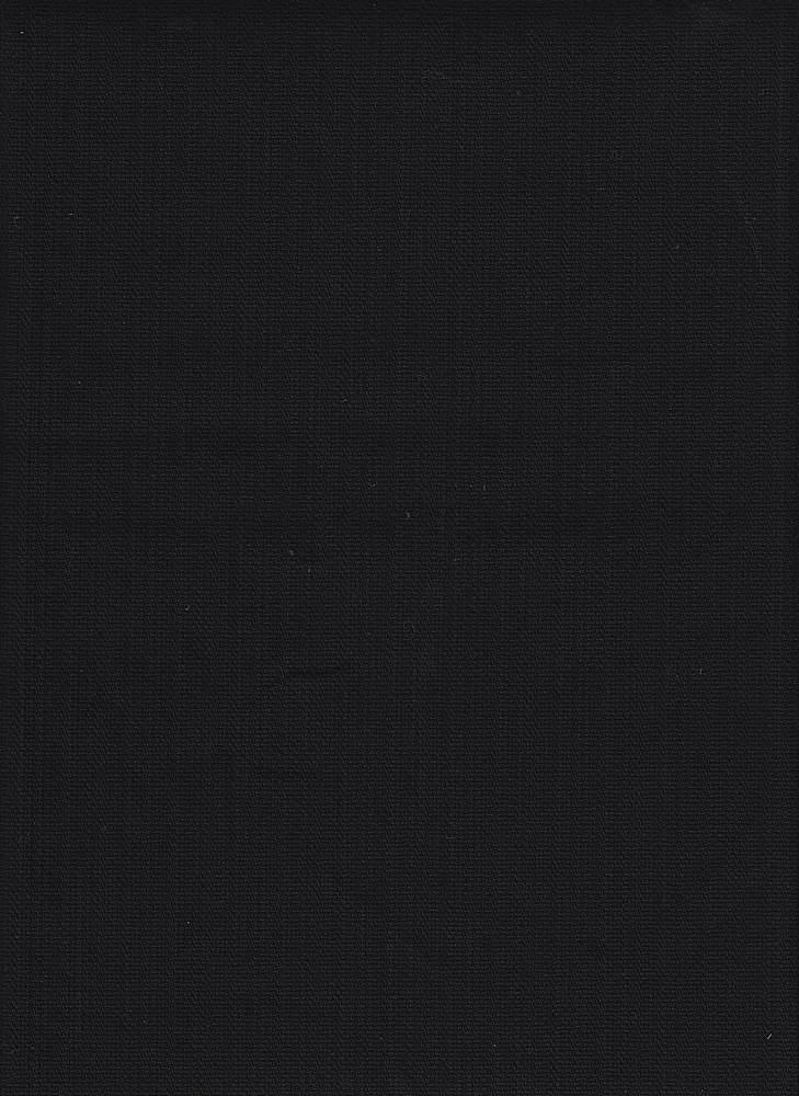 TWLS-DB / BLACK / STRCH TWILL DOBBY