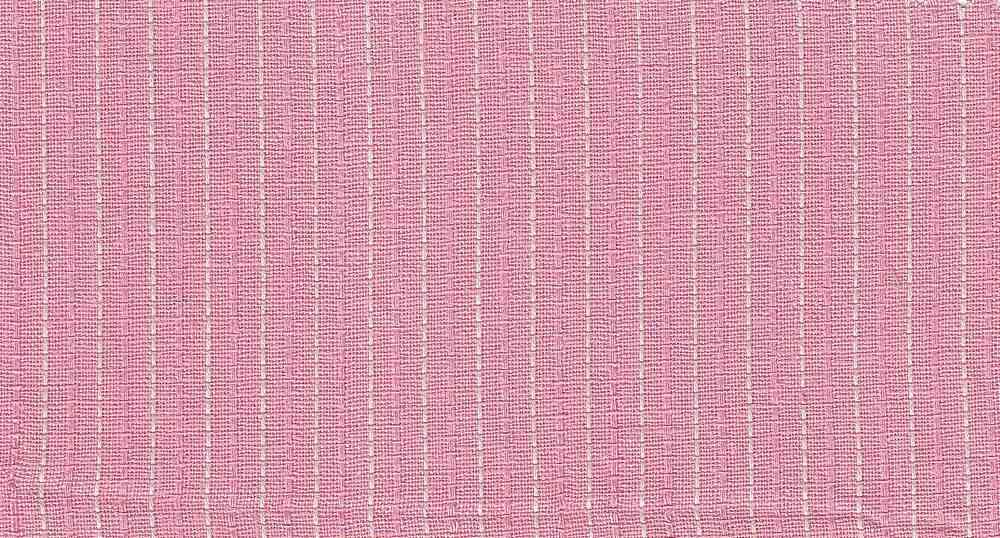 LIN-R-STP-4432 / DUSTY PINK/WHT / LINEN/RAYON YARNDYED STRIPE