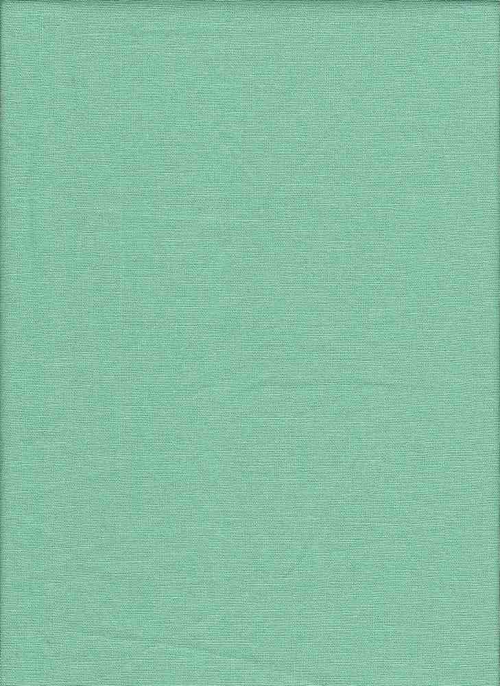 LIN-R-4438 / APPLE GREEN / 55%Linen 45%RAYON