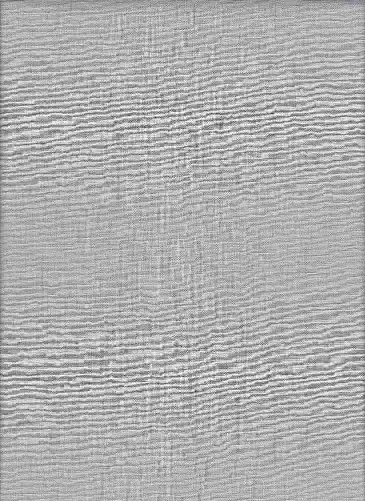LIN-R-4438      / SILVER                 / 55% LINEN/45% RAYON