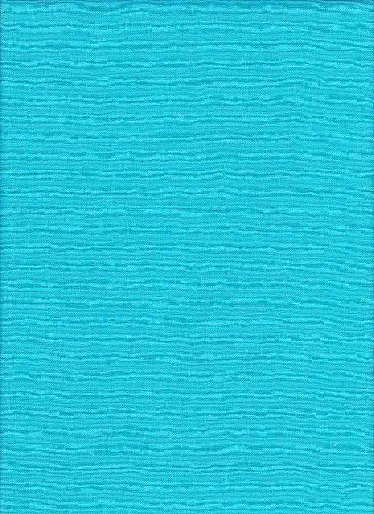 LIN-R-4438 / TURQUOISE / 55%Linen 45%RAYON