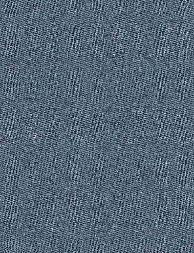 CHAM-S-TWL / INDIGO / ST CHAMBRAY TWILL 97%COTTON/3%SPDX