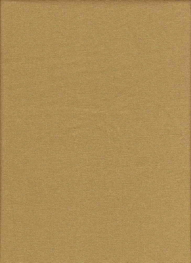LIN-R-4438 / MUSTARD / 55%Linen 45%RAYON