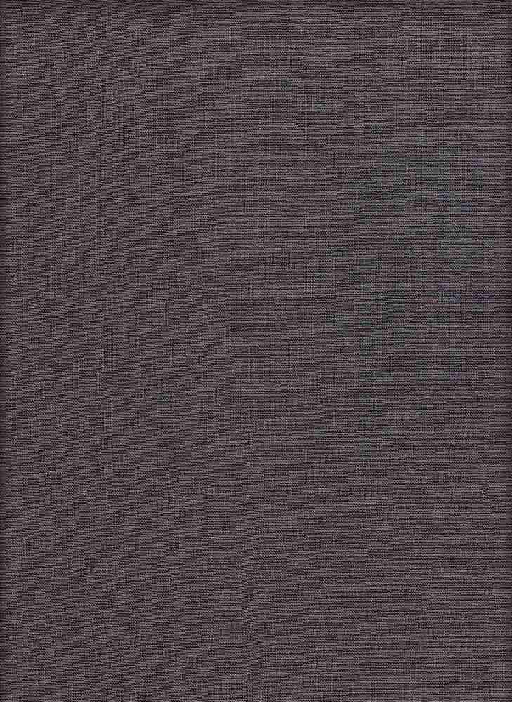 LIN-R-4438 / CHARCOAL / 55%Linen 45%RAYON