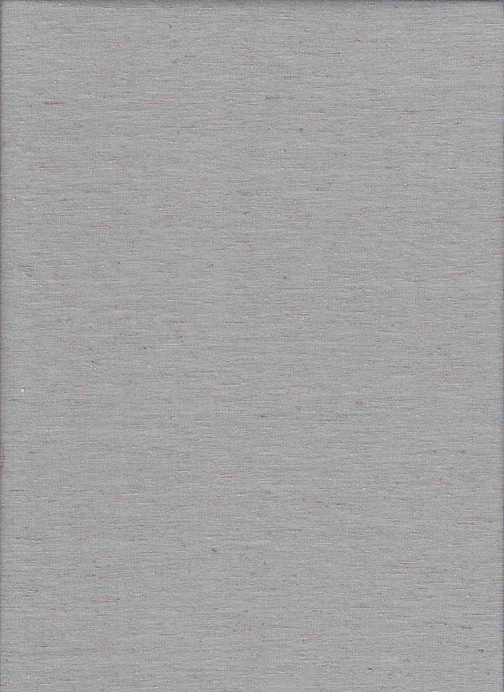JER-PF-093 / SILVER / 80/20 PLY/FLAX JERSEY
