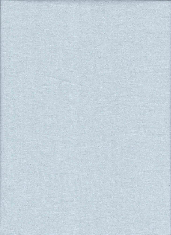 CHAM-F / BLUE/SKY / 100% COTTON FINE CHAMBRAY