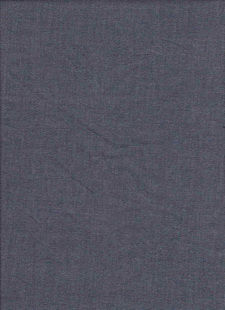 CHAM-LAWN / INDIGO / 100% Cotton Lawn Chambray
