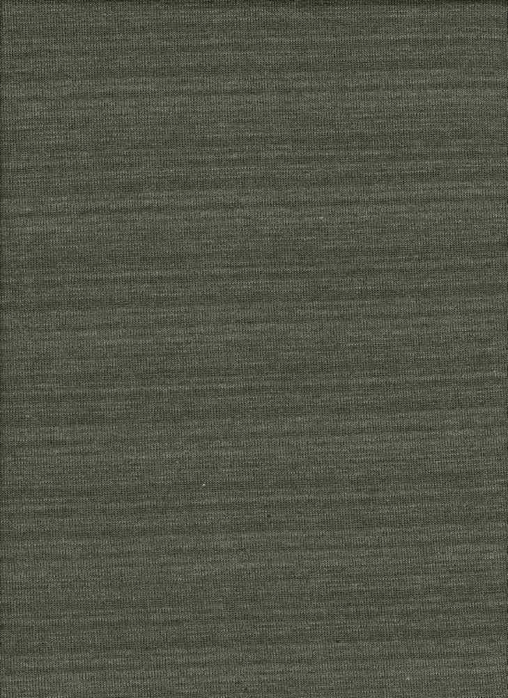 JER-PRS-SLB-062 / OLIVE / HATCHI SLUB 48%P-49%R-3%S