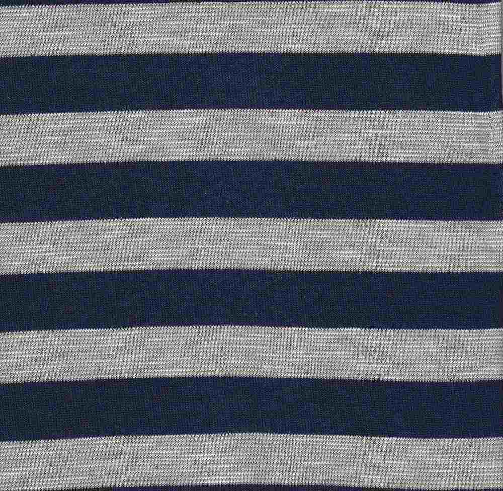 JER-PRS-STP-019 / NAVY / P/R/S 61/34/5 Hachi Y/D Stripe