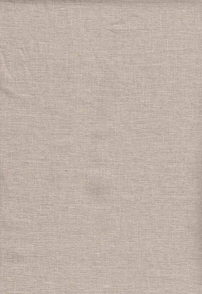 LIN-S           / BEIGE-A                 / STRETCH LINEN/RAYON/SPX 50/47/3