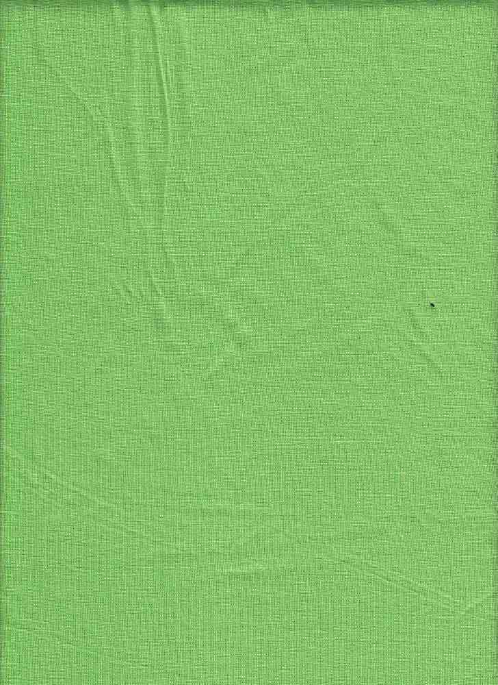 JER-R / LIME / 100% RAYON JERSEY