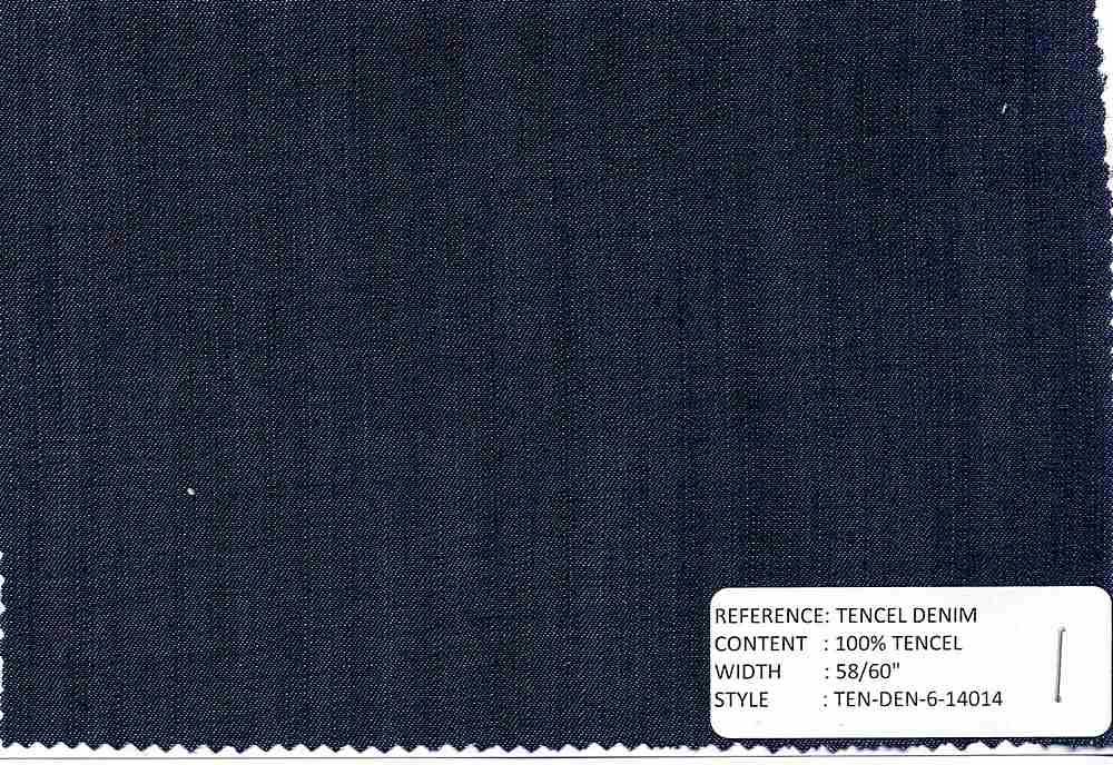 TEN-DEN-6-14014 / INDIGO / 100% TENCIL
