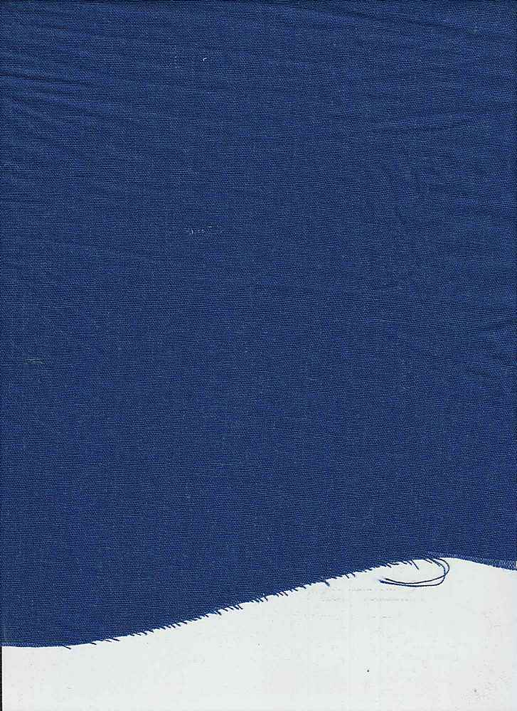 LIN-R-4438 / ROYAL-NEW / 55%Linen 45%RAYON