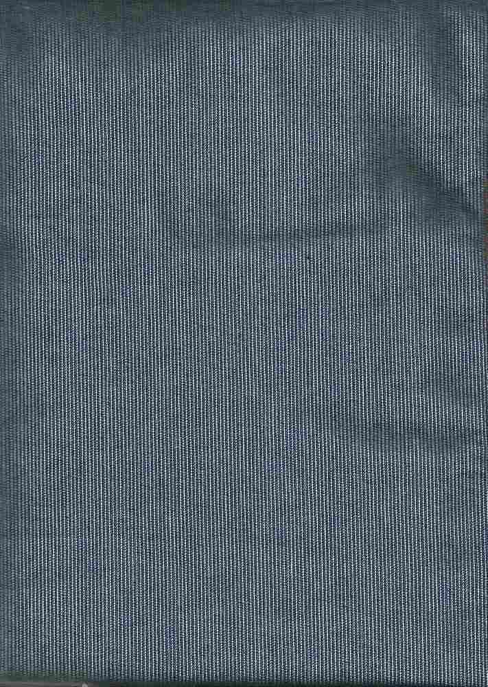 DENS-STP-3232-1 / INDIGO / DENIM STRIPE COTTON/SPANDEX C/S 98/2
