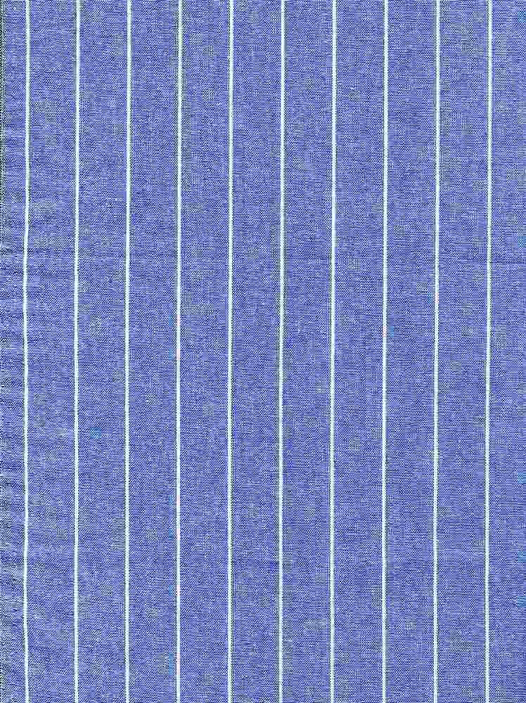 """CHAM-STP-3/4 / BLUE#5 / 100%COTTON STRIPE CHAMBRAY 3/4"""""""