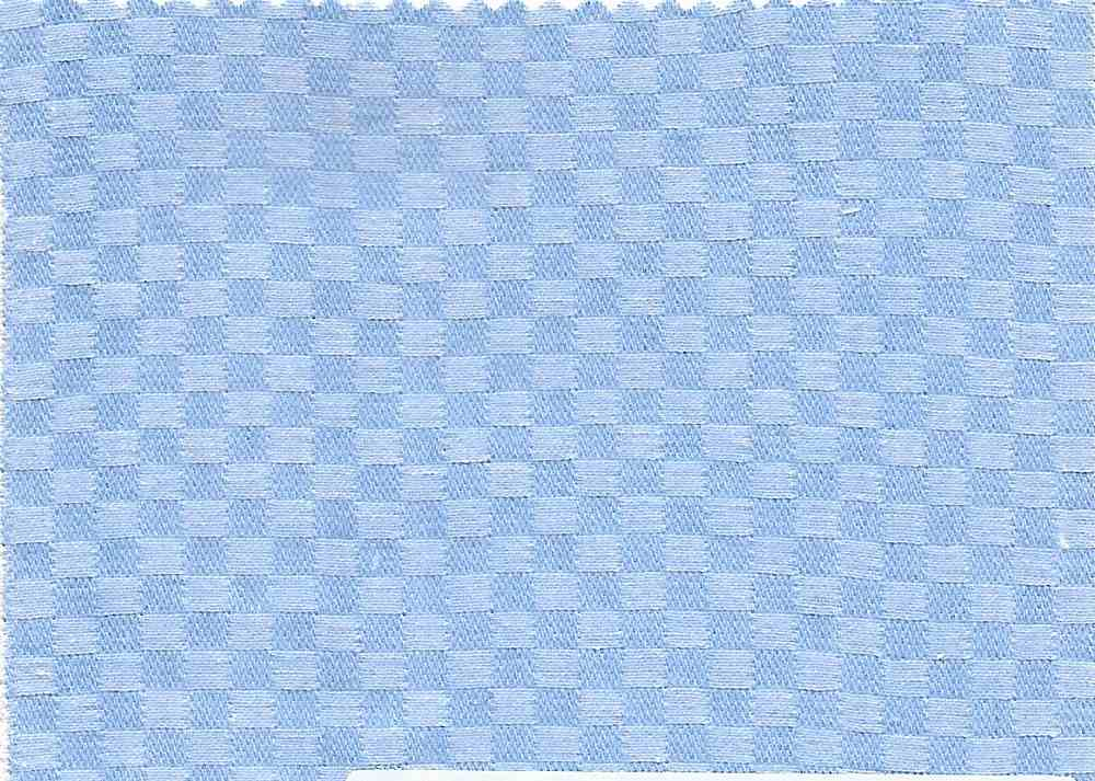 <h2>CHAM-CHK-815</h2> / SKY                 / 100% COTTON CHECKER CHAMBRAY